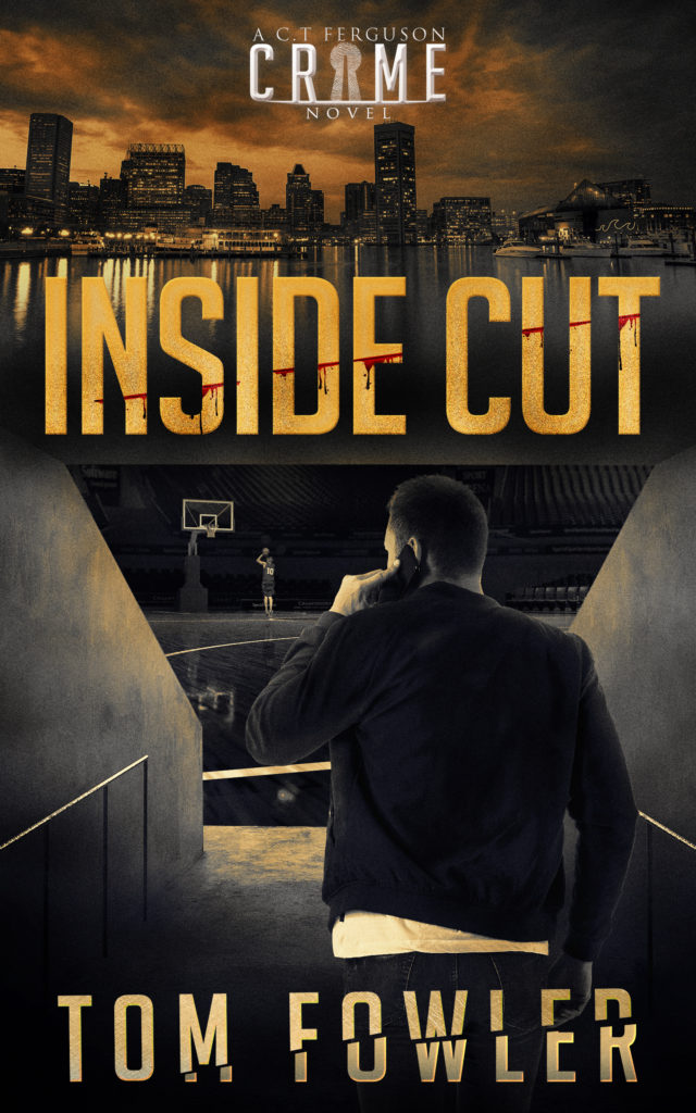 Inside Cut novel cover