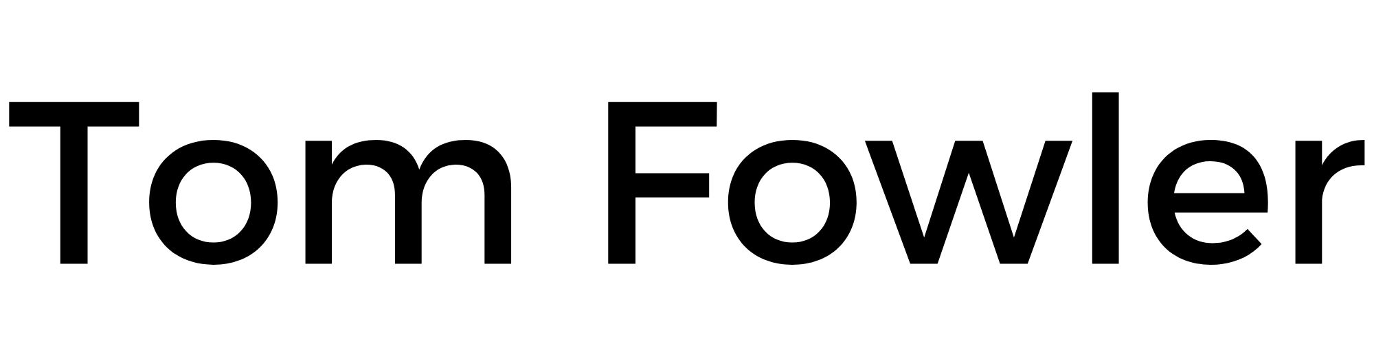 Tom Fowler